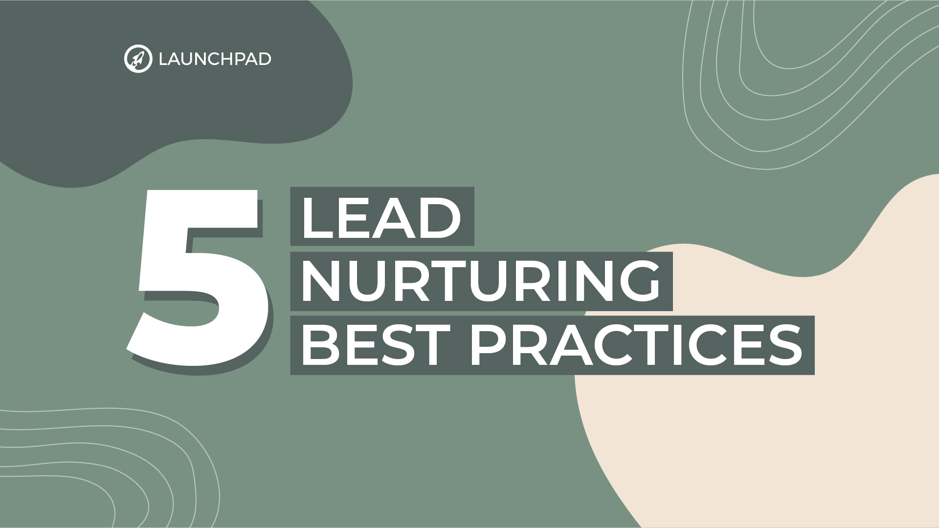 5 lead nurturing best practices