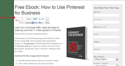 LP - Pinterest