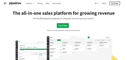 pipedrive-sales platform