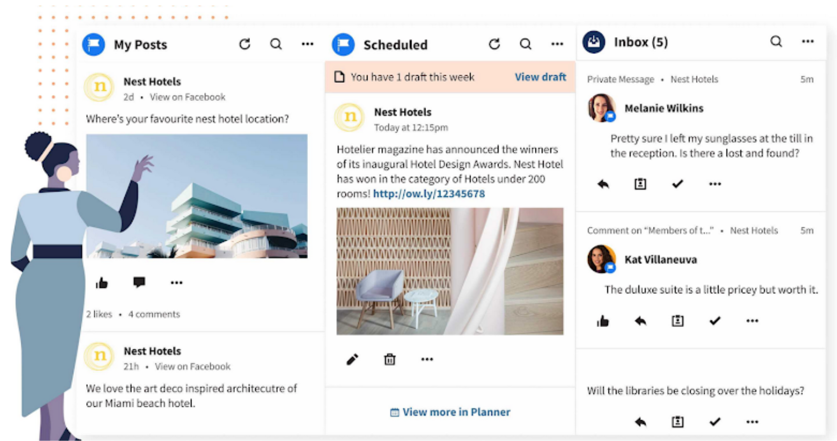 Hootsuite: Manage & Schedule Social Media Posts - 11 Best Inbound Marketing Tools to Boost Your Business in 2021