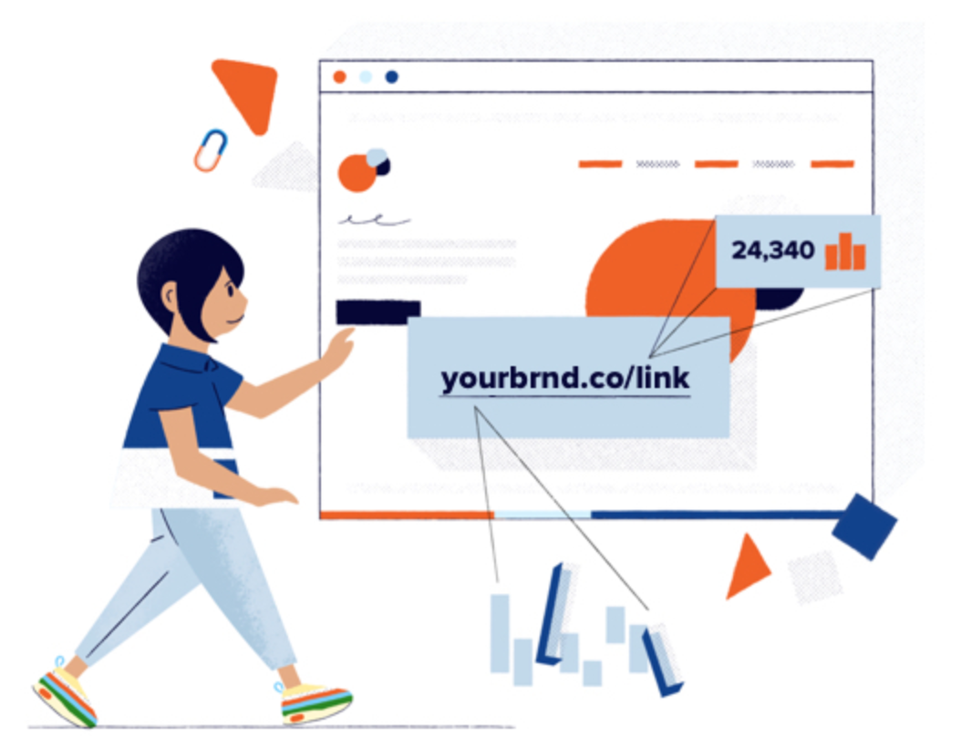 Bit.ly: Track Distributed Links - 11 Best Inbound Marketing Tools to Boost Your Business in 2021