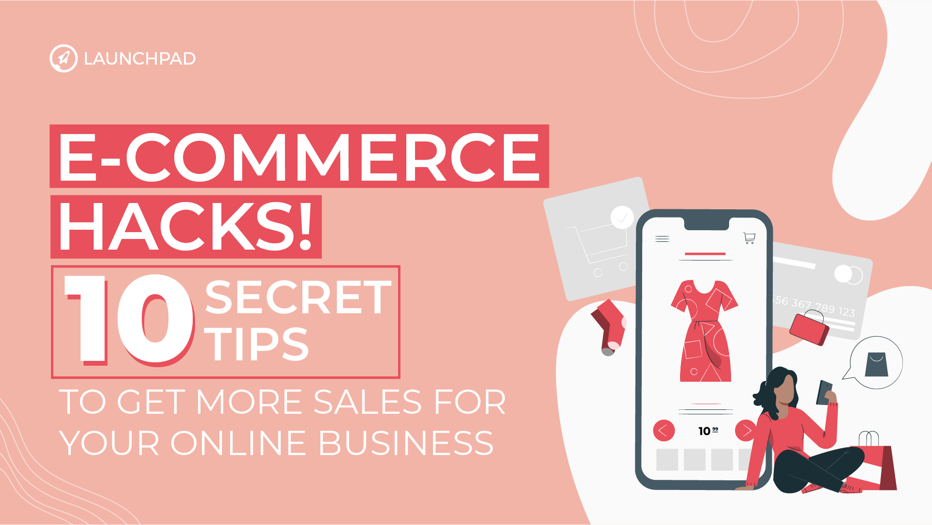 e-Commerce Hacks! x Secret Tips to Get More Sales for Your Online Business