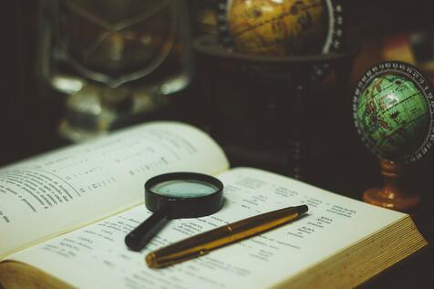 Conduct your own research for content marketing